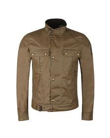 Belstaff Mens Green Gangster Jacket