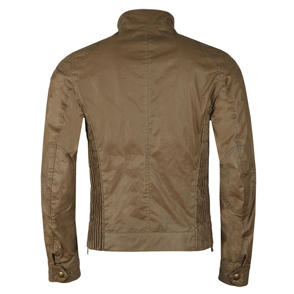 Belstaff Mens Green Gangster Jacket main image