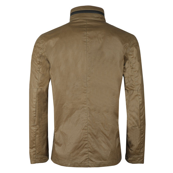Belstaff Mens Green Explorer Wax Jacket main image