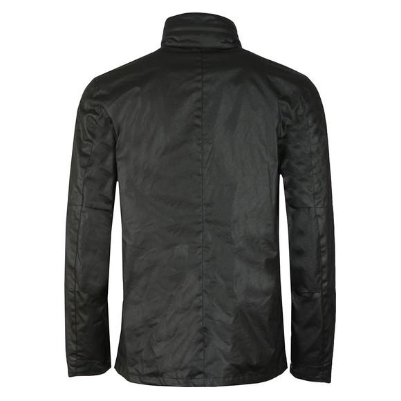 Belstaff Mens Black Explorer Wax Jacket main image