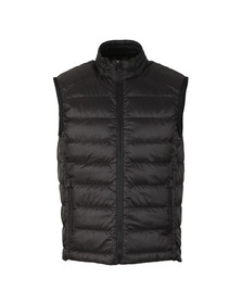 Belstaff Mens Black Rodings Gilet