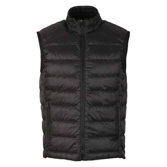 Belstaff Mens Black Rodings Gilet main image