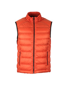 Belstaff Mens Orange Rodings Gilet