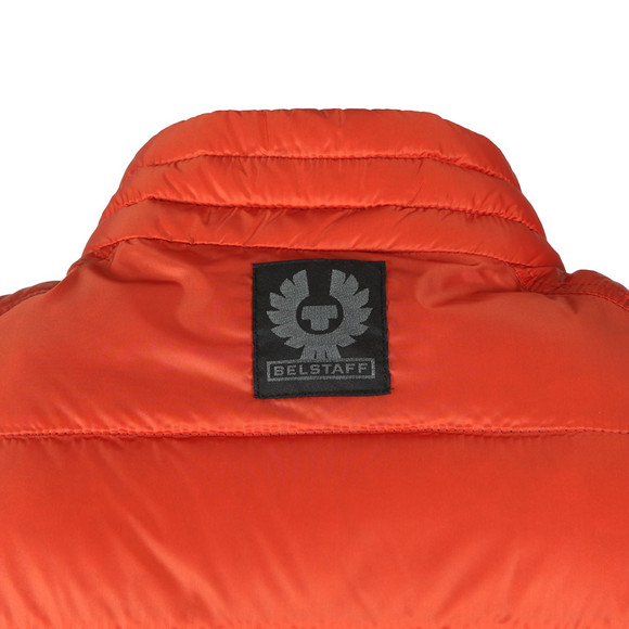 Belstaff Mens Orange Rodings Gilet main image