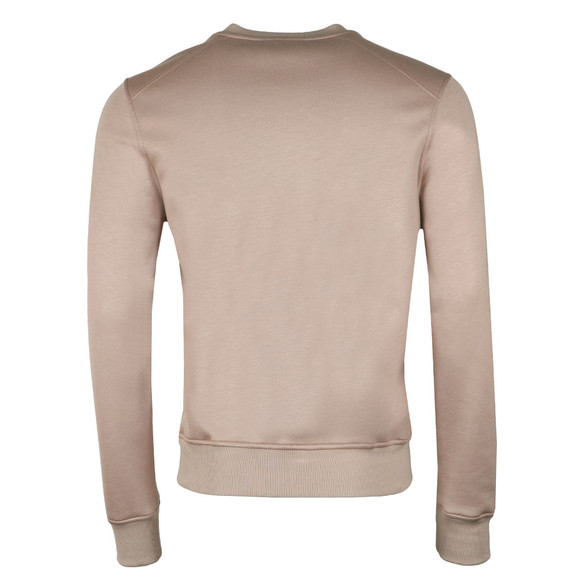 Belstaff Mens Beige Belsford Embossed Sweatshirt main image