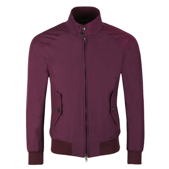 Baracuta Mens Purple G9 Original Harrington Jacket main image