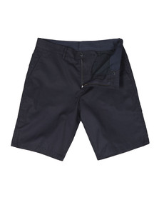 Fred Perry Mens Blue Classic Chino Short