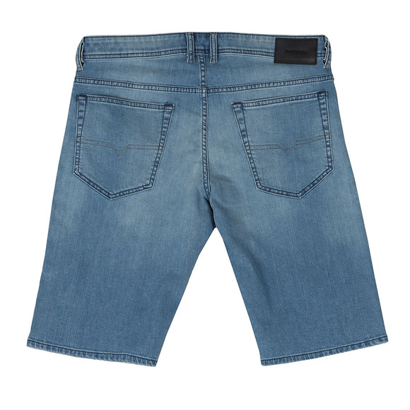 Diesel Mens Blue Thoshort Denim Short main image