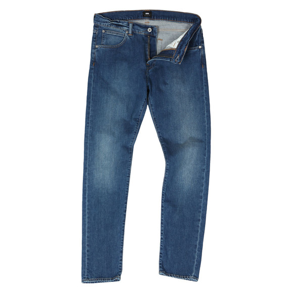 Edwin Mens Blue ED-85 Slim Tapered Jean main image