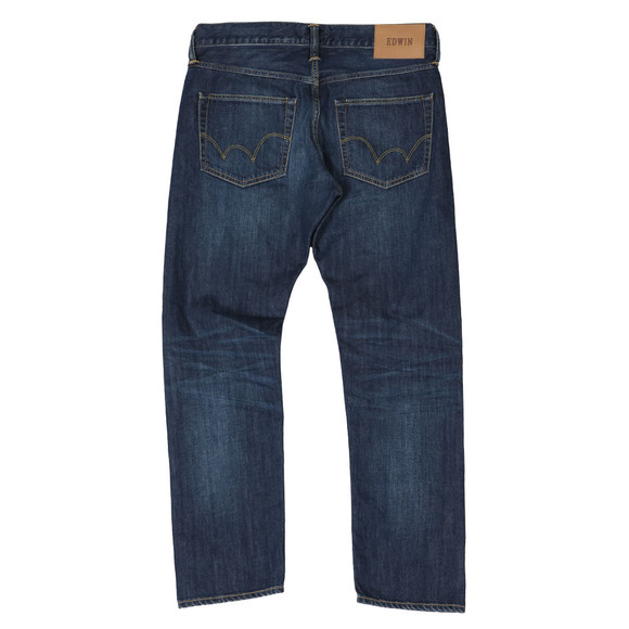 Edwin Mens Blue Edwin ED-55 Regular Tapered Jean main image