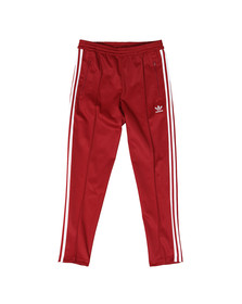 Adidas Originals Mens Red Beckenbauer Track Pant