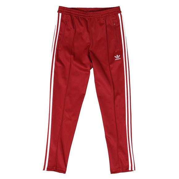 Adidas Originals Mens Red Beckenbauer Track Pant main image