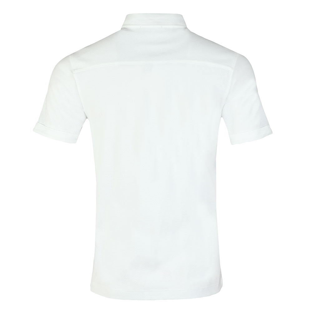 Textued Collar Polo main image