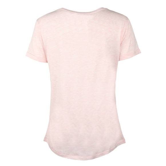 Barbour International Womens Pink Leader Tee main image
