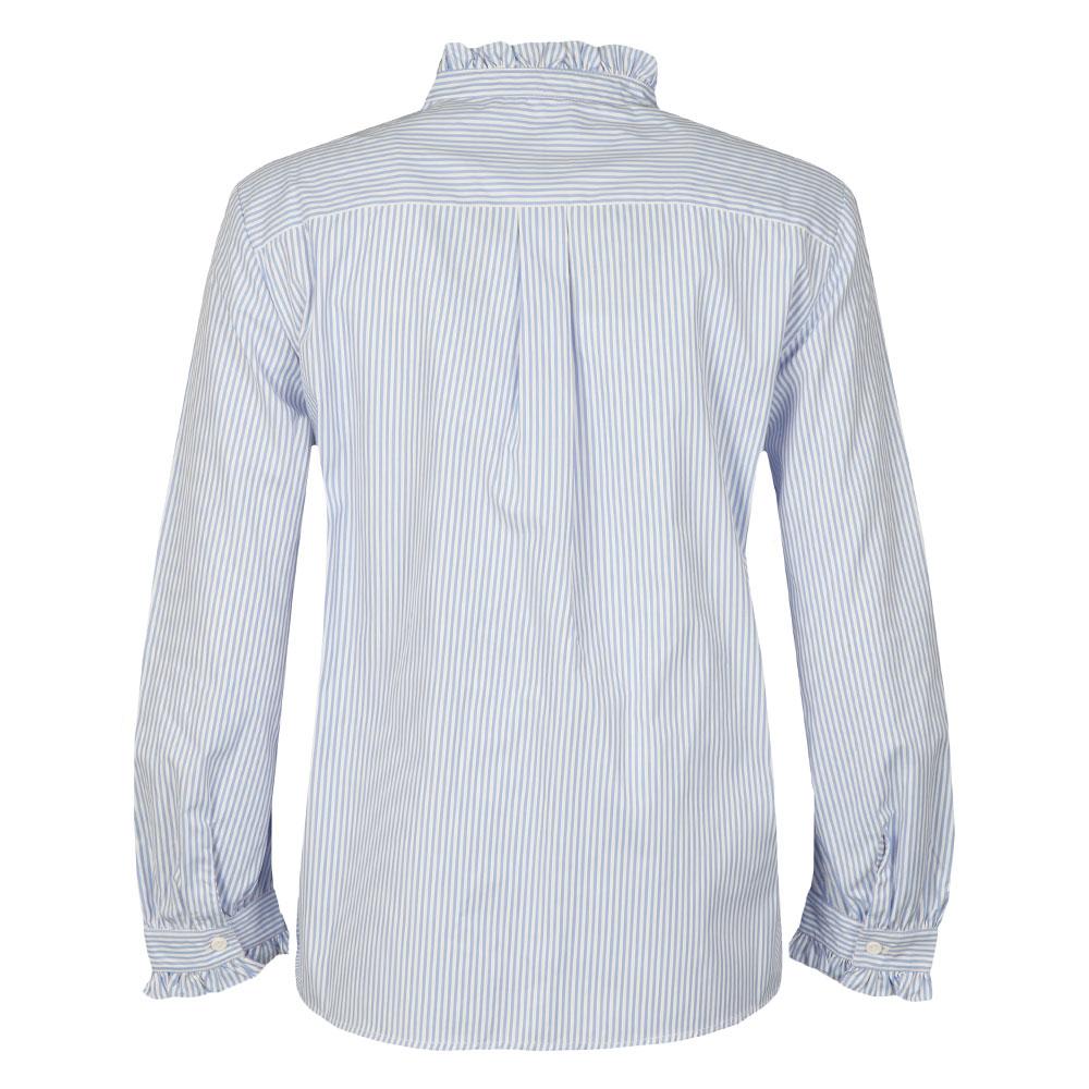 Olasega Stripe Grandad Shirt main image
