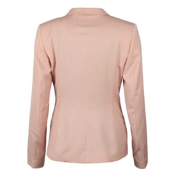 Maison Scotch Womens Pink Tailored Blazer main image