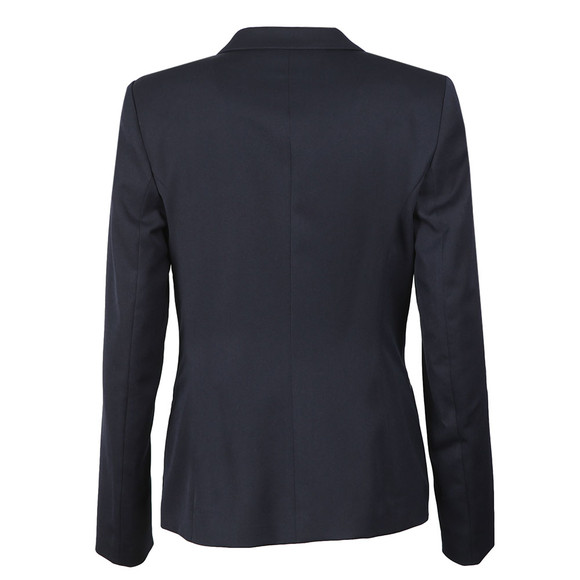 Maison Scotch Womens Blue Tailored Blazer main image