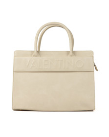 Valentino by Mario Womens Beige Egeo Tote Bag