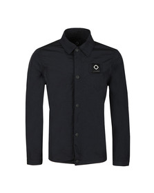 Ma.Strum Mens Black Eagle Jacket