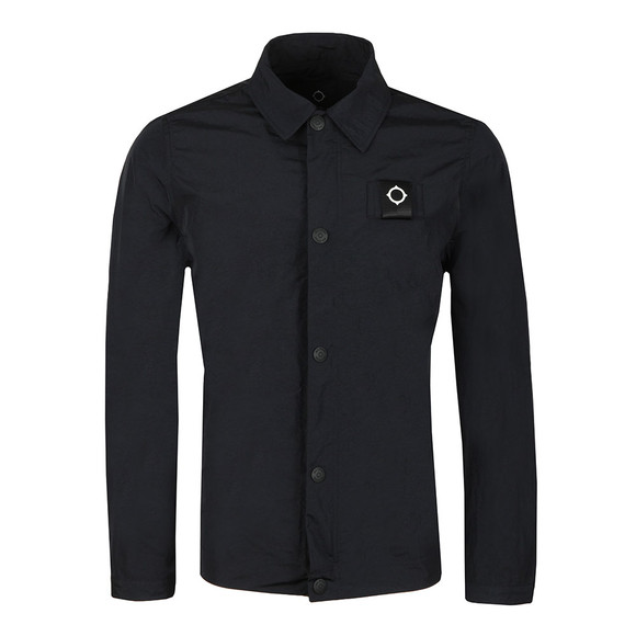 Ma.Strum Mens Black Eagle Jacket main image