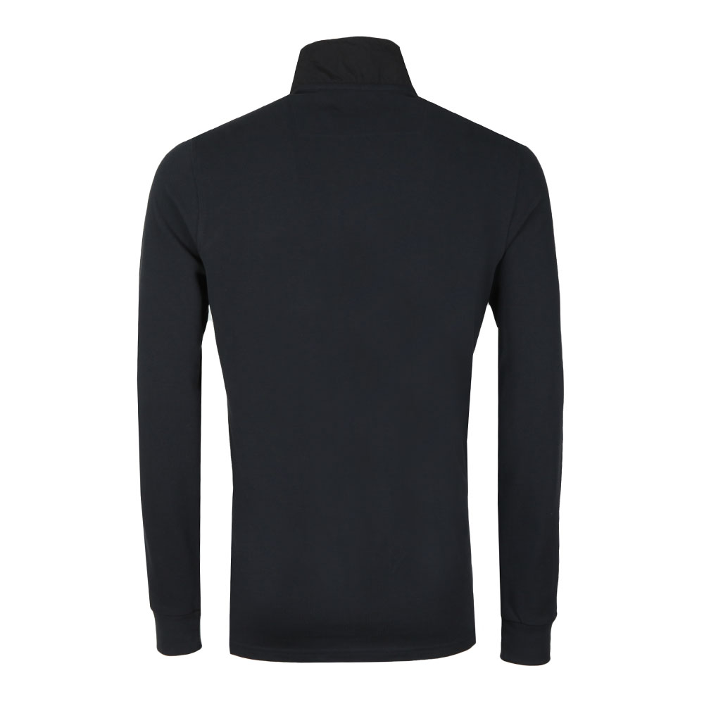 Pique Funnel Neck Sweat main image