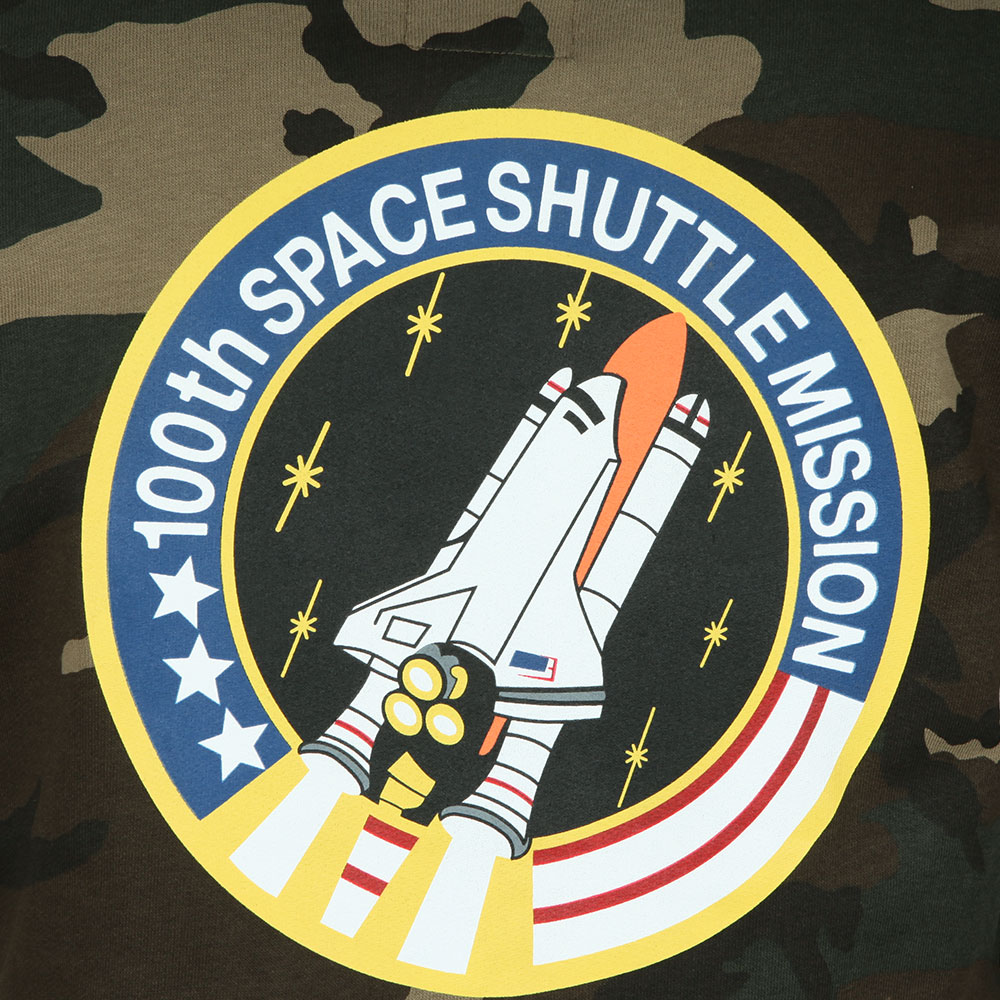 Space Shuttle Sweat main image