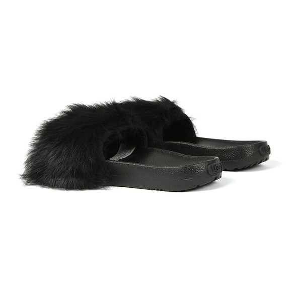 Ugg Womens Black Royale Slide main image