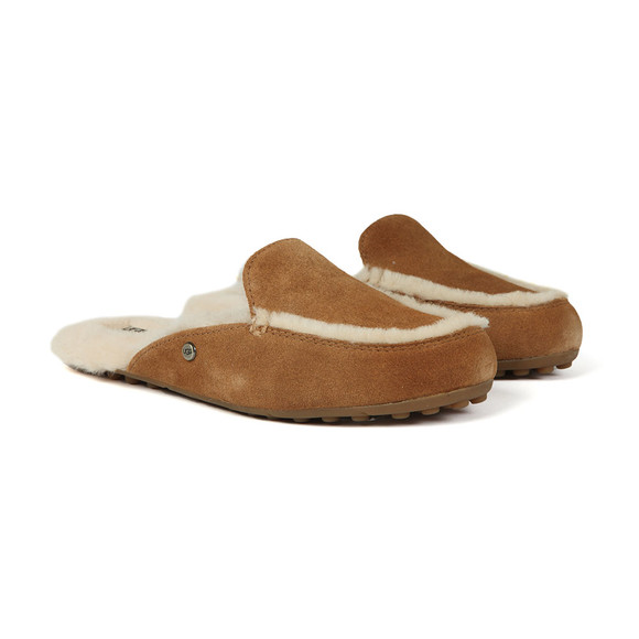 Ugg Womens Brown Lane Slipper main image