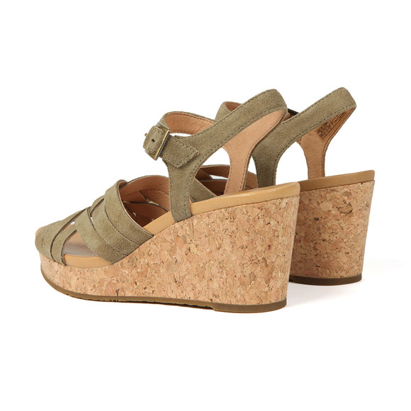 Ugg Womens Green Uma Wedge main image