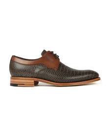 Barker Mens Brown Benedict Shoe