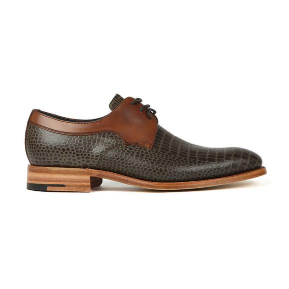 Barker Mens Brown Benedict Shoe