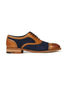 Barker Mens Brown Hursley Shoe