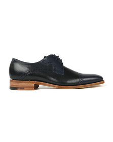 Barker Mens Blue Ashton Shoe