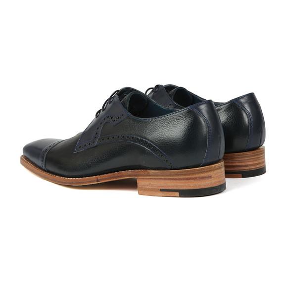 Barker Mens Blue Ashton Shoe main image