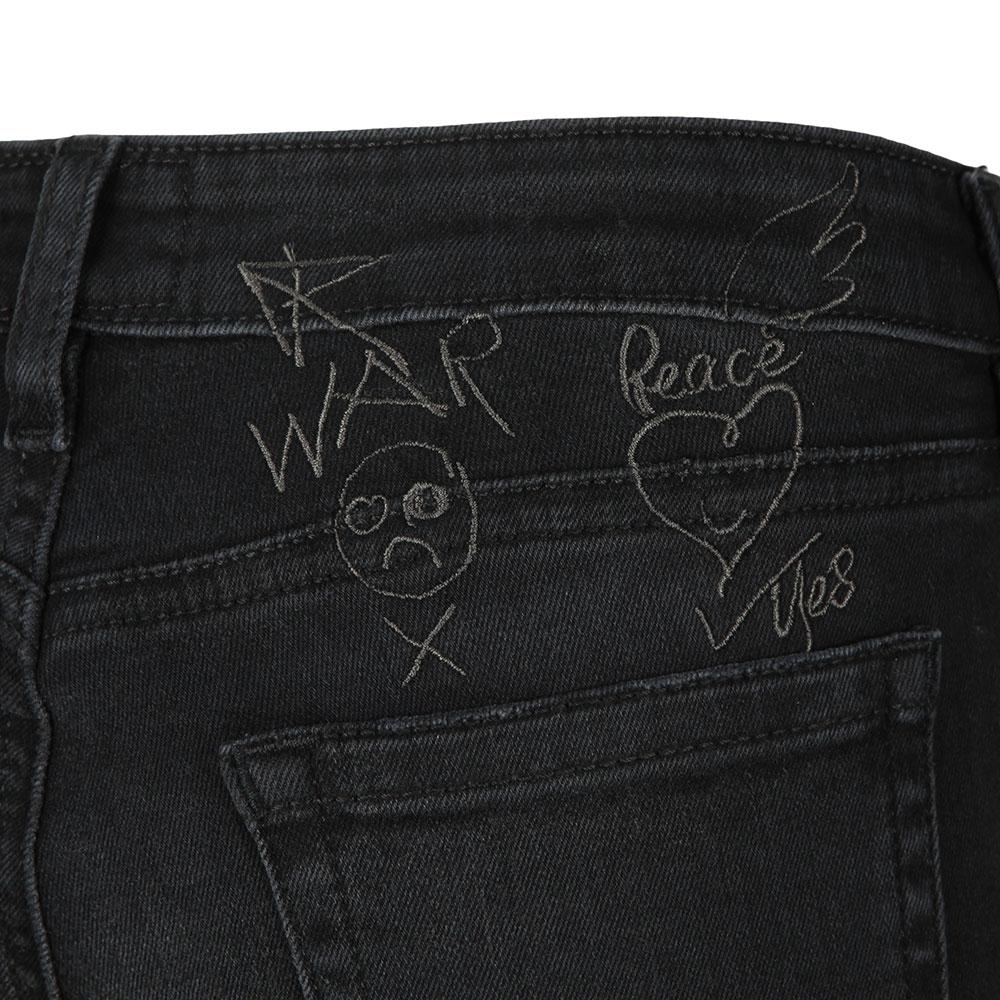 High Waist Super Skinny Jean main image