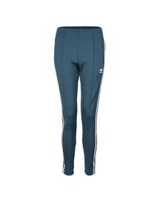 Adidas Originals Womens Blue Superstar Track Pant