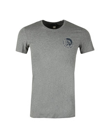 Diesel Mens Grey Randal T Shirt