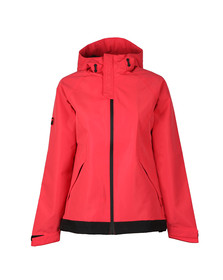 Superdry Womens Red Elite Windcheater