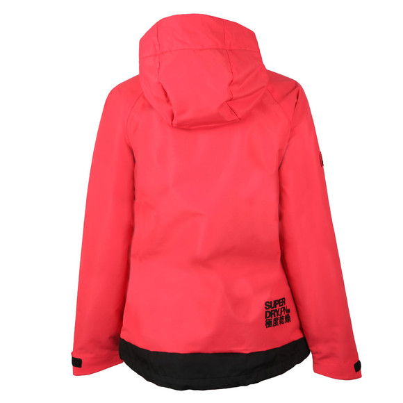 Superdry Womens Red Elite Windcheater main image