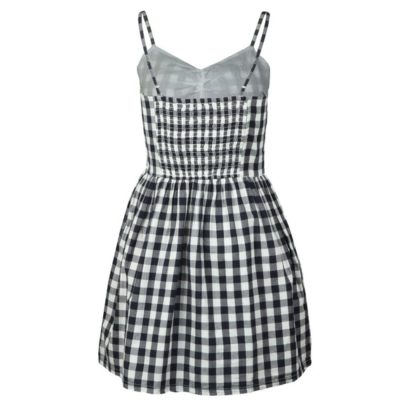 Superdry Womens White Alice Knot Dress main image
