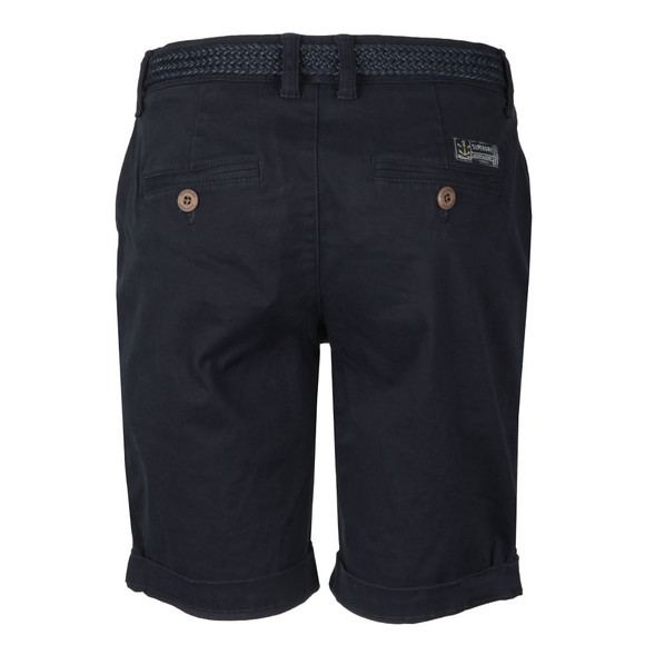 Superdry Womens Blue International City Short main image