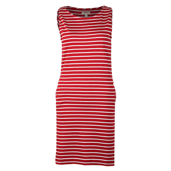Barbour Lifestyle Womens Red Dalmore Dress main image