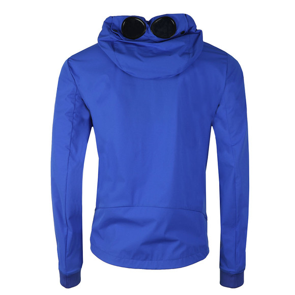 C.P. Company Mens Blue Pro Tek Goggle Jacket main image