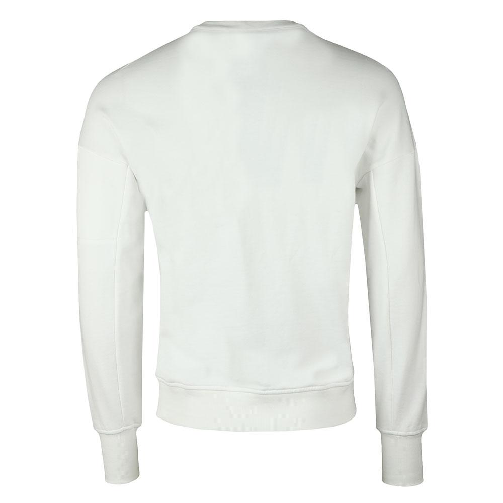 Zip Detail Sweatshirt main image