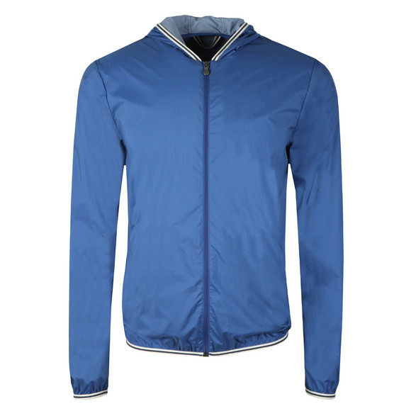 Pyrenex Mens Blue Hendrick Lightweight Jacket main image