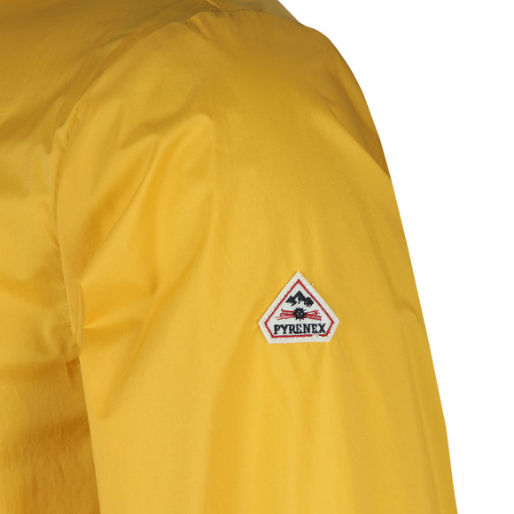 Pyrenex Mens Yellow Hendrick Lightweight Jacket