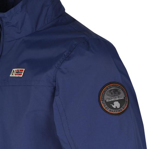 Napapijri Mens Blue Shelter Jacket main image