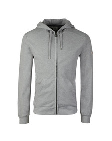 Pyrenex Mens Grey Herve Full Zip Hoody
