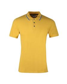 Pyrenex Mens Yellow Lionel Polo Shirt