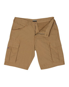 Napapijri Mens Brown Noto Short